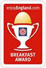 Breakfast Award Winning BB TownendFarm In Yorkshire