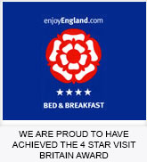 4 Star Visit Britain Award