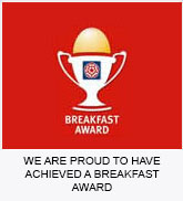 Bed And Breakfast Award